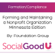 SocialGoodU - Forming and Maintaining a Nonprofit Organization Minnesota Edition